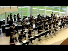 """""""The Lion Sleeps Tonight"""" by Dover Steel Drum Band - YouTube"""