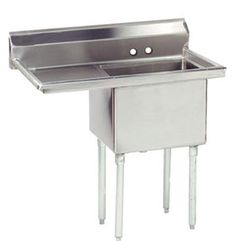 Shop our selection of Advance Tabco products. They produce durable stainless steel work tables, prep tables, single and multi compartment sinks and keg racks in various sizes to fit in large or small commercial kitchens. http://bit.ly/2iQwiOz