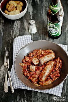 Sausage and Fennel Cassoulet