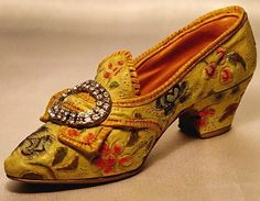 Afternoon Tea by Just The Right Shoe Miniature Shoe