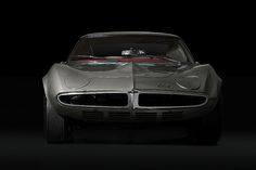 1964 Pontiac Banshee Concept Car.  lessonator.com