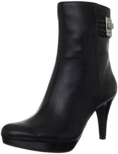 Bandolino Women's Calluna Boot,Black/Black Leather,8 M US Bandolino, http://www.amazon.com/dp/B008COVB2W/ref=cm_sw_r_pi_dp_q4HEqb1D4KCS7