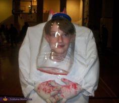 Headless Scientist Costume - 2013 Halloween Costume Contest via @costumeworks