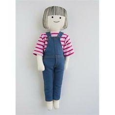 #Muñeca Belhy peto y camiseta - Belhy - Mundo infantil -