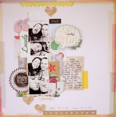 Scrapbooking From The Inside Out