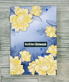 Altenew Peony Bouquet. floral sketch, saphire DI, wie es mir gefaellt blog
