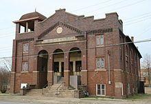1918 A.M.E. Church, Cairo, Illinois