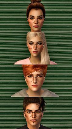 Always Sims: Reading Glasses