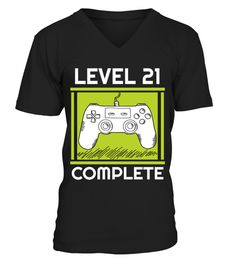 # 21st Birthday Gift Video Games Level 21 Complete .  21st Birthday Gift Video Games Level 21 Complete HOT SHIRT✓ Printed On High Quality Material. Digital Direct Printing, eco-friendly Ink. ✓ Safe and Secure Checkout via Paypal or Credit Card.✓ Available now: Sweat Shirt, V-neck, Tank Top, Long sleeve Tee. ✓ These Products are printed on really comfortable, quality shirts.Hope you like these Cute T-shirts! Please Buy here to support Designers. >> Get yours Now!And we will really appreciate…