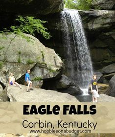 Mountaineering Eagle Falls: Corbin, Kentucky - Hobbies On A Finances. *** Figure out even more at the picture