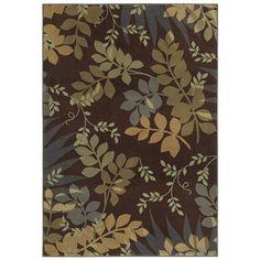 sillhoutte vines area rug | Mohawk Silhouette Vines Rug