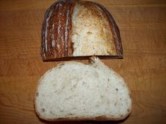 When it comes to pain au levain, I have to admit that I am a bit of a snob. Why else would I call it pain au levain rather than sourdough bread, as most people do? I've never much cared for the nam...
