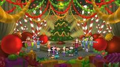 All Others Video Clips: Christmas Groove Band - I Wish It Could Be Xmas Every Day