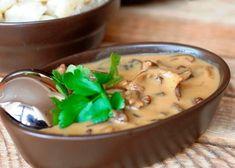 ТОП 3 блюда с грибами на обед. Что приготовить на обед быстро и просто без мяса