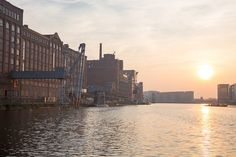 Innenhafen Duisburg. Foto: RIK/ Guntram Walter
