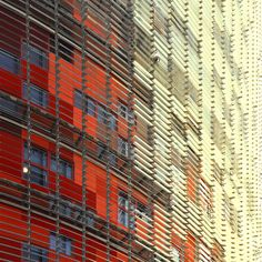 la torre agbar by UnprobableView, via Flickr