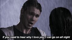 Trending GIF love black and white i love you one tree hill chad michael murray lucas scott Brooke And Lucas, Brooke Davis, Romantic Couple Quotes, Romantic Couples, Romantic Things, Beautiful Things, Why I Love You, My Love, One Tree Hill Quotes