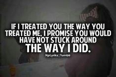 Unappreciated. Truth!