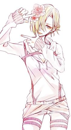 Uploaded by Find images and videos about attack on titan, shingeki no kyojin and annie leonhardt on We Heart It - the app to get lost in what you love. Armin, Levi X Eren, Mikasa, Manga Anime, Anime Art, Otp, Annie Leonhardt, Snk Annie, Female Titan