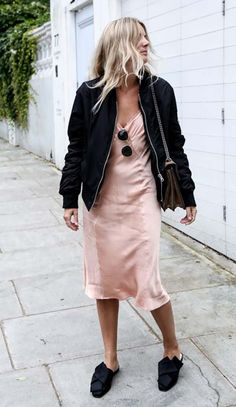 Lucy Willians slip dress