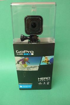 cool NEW GoPro HERO Session HD Action Camera WiFi Video 8MP 1080p Camcorder Check more at https://aeoffers.com/product/camera-and-photo/new-gopro-hero-session-hd-action-camera-wifi-video-8mp-1080p-camcorder/
