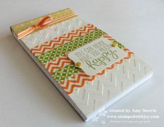 Happy Notepad, Yippee-Skippee Amy Storrie, stampedwihjoy.com
