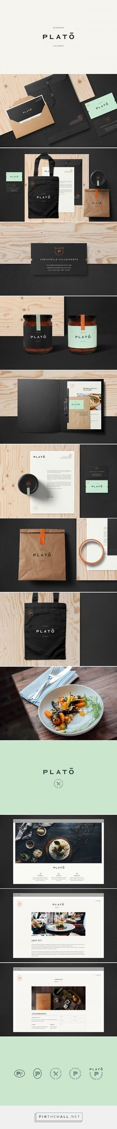 Plató Foodie Lifestyle Branding by Treceveinte | Fivestar Branding Agency – Design and Branding Agency & Curated Inspiration Gallery
