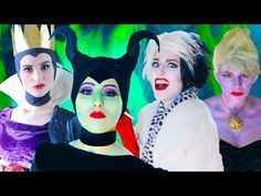 Disney Villains - The Musical feat. Maleficent - YouTube