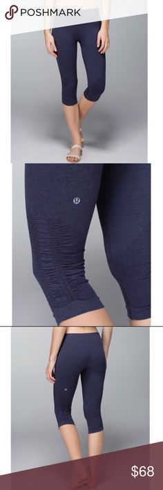 🍋 Lululemon Flow & Go 8 New- never worn but no tags. No flaws or snags. No low balls ✋🏻 no trades ✋🏻 lululemon athletica Pants