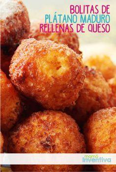 Colombian Dishes, Colombian Food, Puerto Rican Recipes, Mexican Food Recipes, Spanish Recipes, Cooking Bananas, Plantain Recipes, Plantain Ideas, Boricua Recipes
