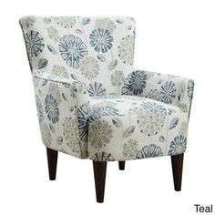 Flower Power Accent Chair - Overstock Shopping - Great Deals on Living Room Chairs