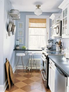 Blue and White Rooms - Decorating with Blue and White - Country Living