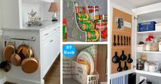 1. Magazine Holder For Kitchen Rack That magazine holder sitting on your office table has got something more to it than just being a work staple. In fact, it can work wonders as a kitchen storage rack too, helping you manage those food cans in the most amazing ways ever, while saving a great deal …