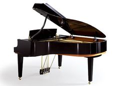 Steinway Grand Piano 300th Anniversary Edition  Furniture maker, Dakota Jackson, teamed up with Steinway and Sons to celebrate the 300th anniversary of the famous Steinway grand piano. This was a unique collaboration where furniture designers had a chance to shape the instrument to their liking. Dakota writes that they took away extra space in the shape, but kept the overall musical ability of the piano in place. The result is a streamlined version of the famous grand piano by Steinway and…