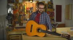 How to Make an Acoustic Guitar Shelf