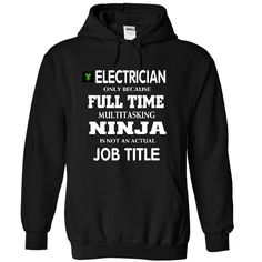 Electrician is Awesome T Shirt, Hoodie, Sweatshirt