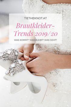 Wie werden die Brautkleider in den kommenden Jahren aussehen? Wir haben die schönsten Trends und Inspirationen für zukünftige Bräute. Just Married, Inspiration, Wedding, Fashion, Getting Married, Nice Asses, Biblical Inspiration, Valentines Day Weddings, Moda