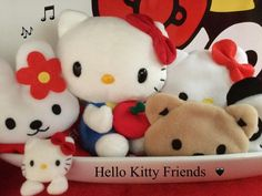 "169 Likes, 16 Comments - Lindy Mojica (Puerto Rico) (@linlan_kitty_land) on Instagram: ""Hello Kitty Friends ❤️#sanriocollections #sanriocollector #sanriolover #sanriocollectionoriginal…"""