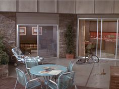 Brady Bunch: Mike's house episode one House, House Flooring, Hollywood Homes, English Tudor Homes, House Floor Plans, Tudor House, Save For House, Home Tv, Home Buying