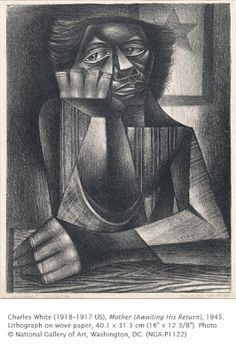 Charles White - Mother (Awaiting His Return)