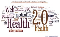 """Health 2.0 is just a """"nerd""""ic expression of the often misunderstood Health Rights. Health rights are broadly evaluated on Availability, Accessibility, Acceptability and Quality of healthcare. And Health 2.0 fulfills all the requirements for being classified as a fundamental health right."""