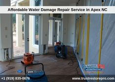 24 Hour Home Water Damage Restoration Raleigh Nc Water