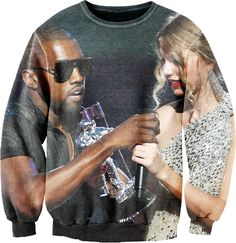If somebody actually made this sweater, I'd buy it in a heartbeat.