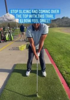 Hitting It Solid together with Jason Hong share a great drill to fix your golf slice and play better golf.