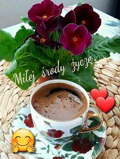 Good Morning, Wednesday, Mugs, Tableware, Humor, Polish, Pictures, Buen Dia, Dinnerware