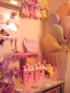 fairy kei room