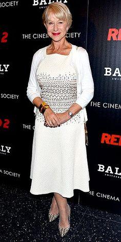 Helen Mirren #ModestHollywood