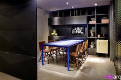 Três Arquitetura (@tresarquitetura) #tresarquitetura #interiordesign #office #shelf