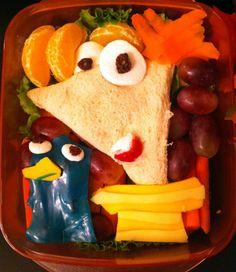 Formas creativas de decorar el almuerzo escolar, inspirados en el ...