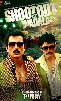 Shootout at Wadala. Only to watch Anil Kapoor. #moviereview